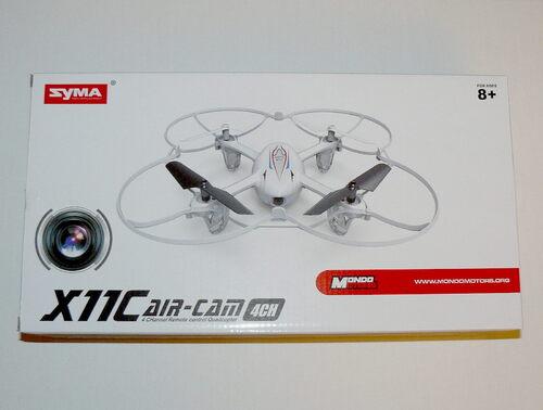 X11C AIR-CAM - SYMA (Présentation)