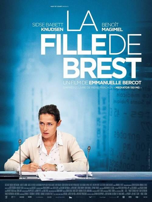 La Fille de Brest (Teaser) Sidse Babett Knudsen et Benoît Magimel face au Mediator au cinéma le 23 novembre 2016