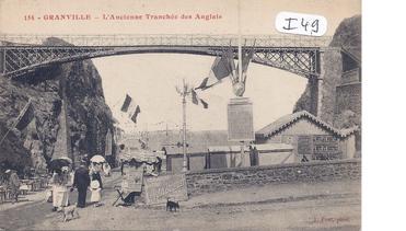 LES REMPARTS DE GRANVILLE (Manche)