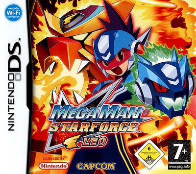 MegaMan Star Force - Leo (EU)(M5)