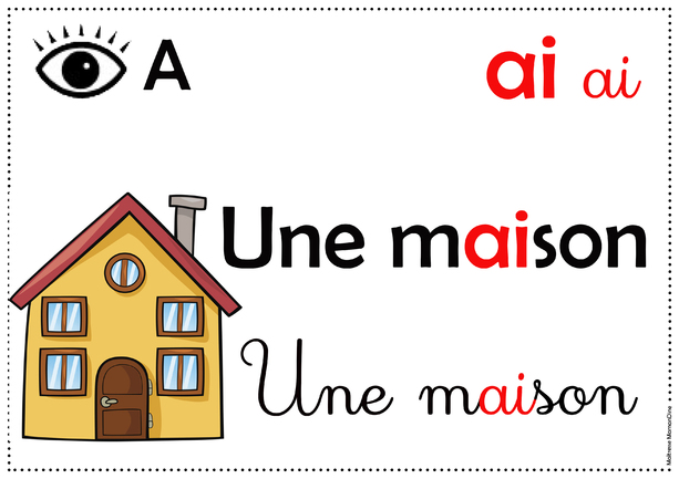 Les affiches d'orthographe