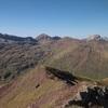 Du sommet du pic de Gabedaille (2258 m), Punta Agüerri et Castillo de Acher
