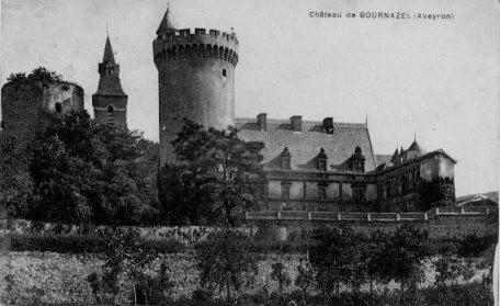 Bournazel Chateau 191X