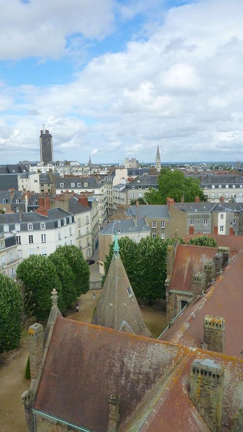 Mon Voyage à Nantes 2014