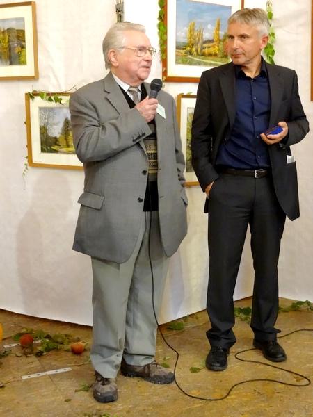 Le 7ème Salon d'Automne, celui de 2013, a eu  lieu à Chamesson