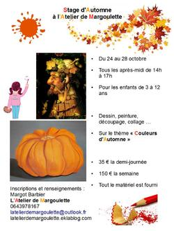 Stage d'Automne