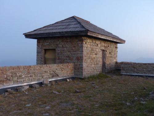 Coucher et lever de soleil à Dormillouse