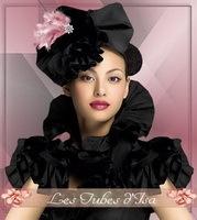 Femmes chapeaux - FAC0005