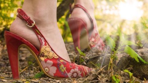 Mannequin de pieds