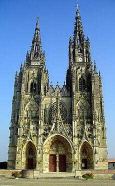 Image illustrative de l'article Basilique Notre-Dame de l'Épine