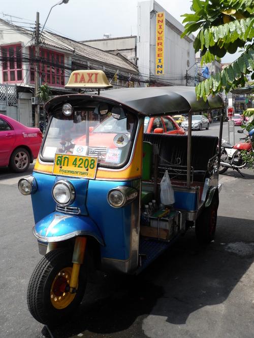 Découvertes et vie quotidienne Thaïlandaise
