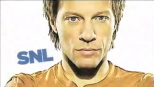 SNL-Jon Bon Jovi's Group funny moment