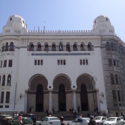 Alger ( Mai 2015)