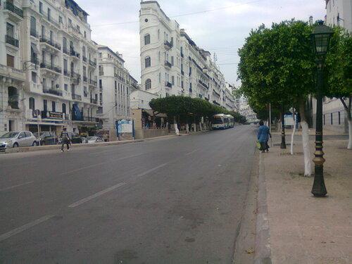 Alger : contours d'une future ville moderne