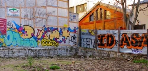 démolition théâtre Ermitage street-art 1