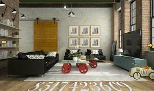 Jouer à FEG Modern interior house escape 2