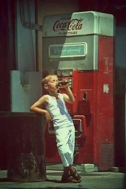 L'instant Coca Cola