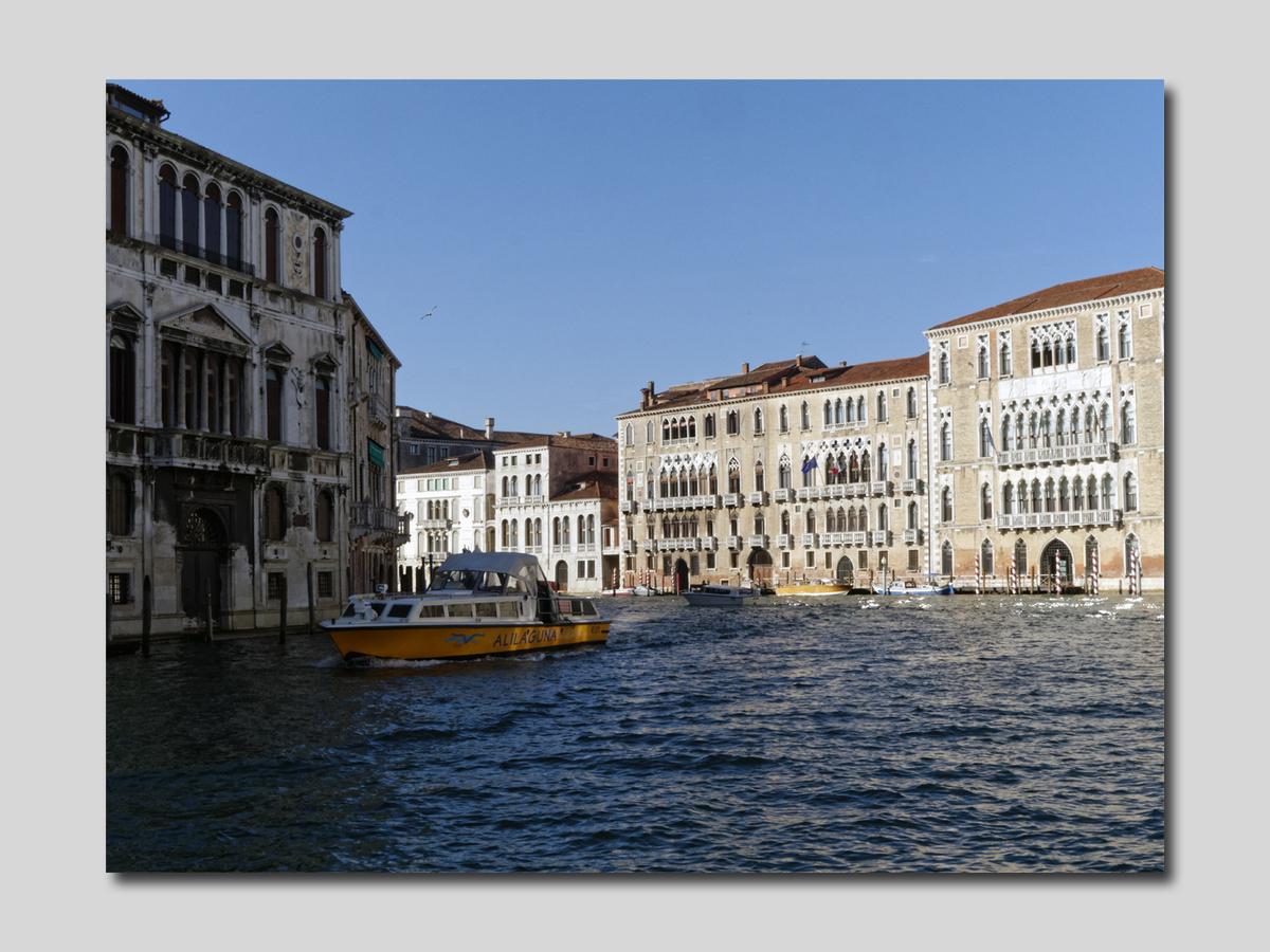 Venise en bateau 3