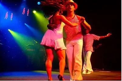 Samba de Gafieira