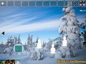 Jouer à Big Santa land escape