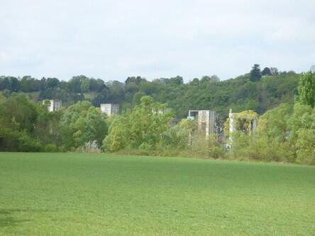 Le circuit de Saint-Martin-la-Garenne