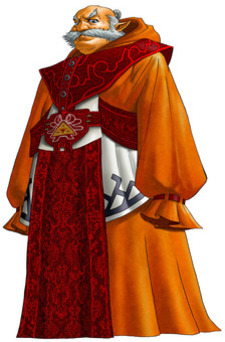 Rauru, the Ancient Sage - <i>Ocarina of Time 3D</i>