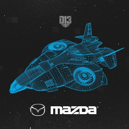 #HungerGames - L'hovercraft du District 13 dévoilé par #Mazda.