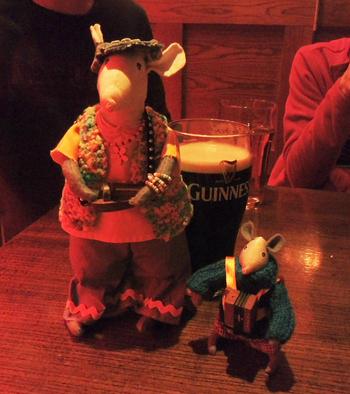 Le jour de la Saint Patrick