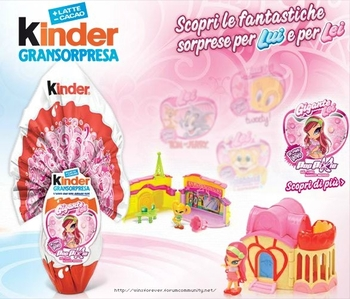 PopPixie Kinder Surprise 1