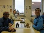 Challenge Blitz du mercredi : Vainqueur Hervé Jardy et Philippe Bonnot