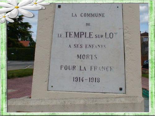 47110 Le Temple sur lot