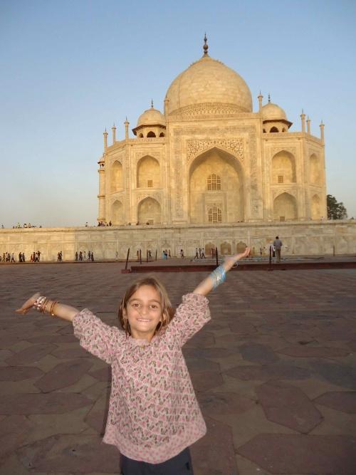 Agra, ville du Taj
