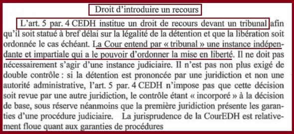 Le droit fondamental au recours juridictionnel et au procès équitable