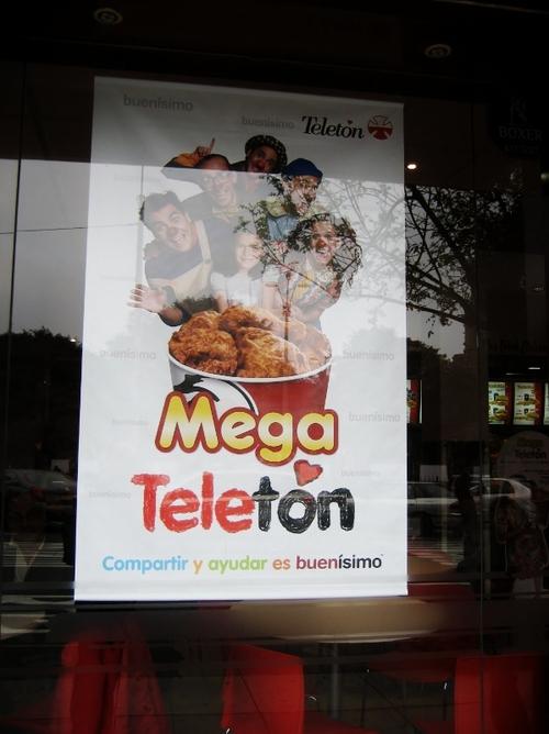Au Pérou aussi...