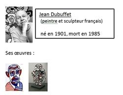 Art: Dubuffet