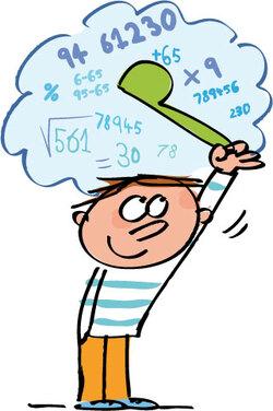 Baladodiffusion calcul mental CM2