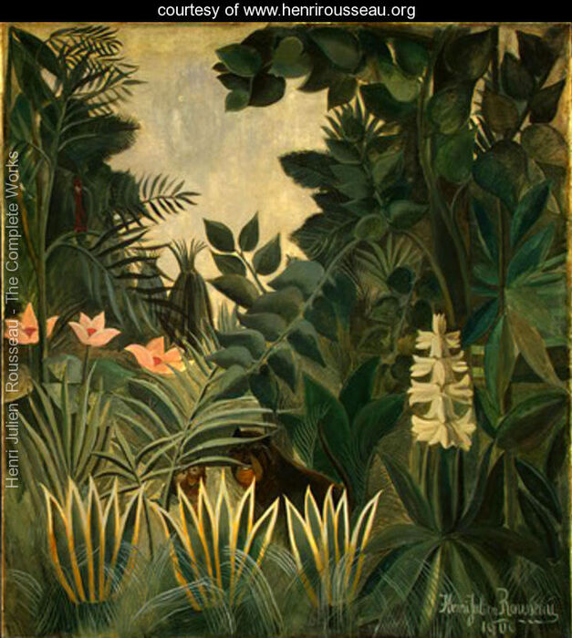 Jungle Rousseau