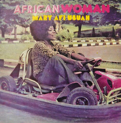 Mary Afi Usuah - African Woman - Complete LP