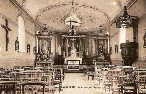 Eglise de Lavacherie