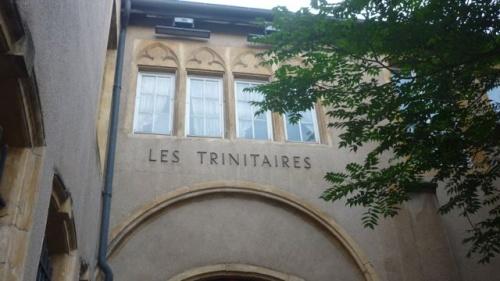 Sainte Ségolène et les Trinitaires