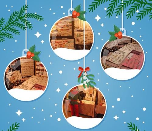 Marché de noël les 1er et 2 décembre 2018 dans la grange de Négron