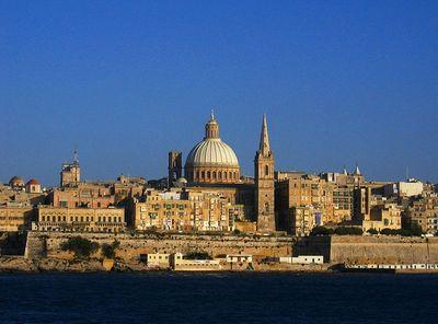 Blog de lisezmoi :Hello! Bienvenue sur mon blog!, Malte : La Valette