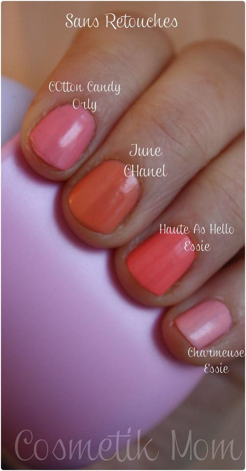 Autour de June (Chanel)