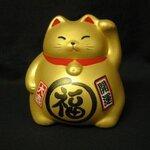 Maneki-Neko - chance et prospérité sur toi !