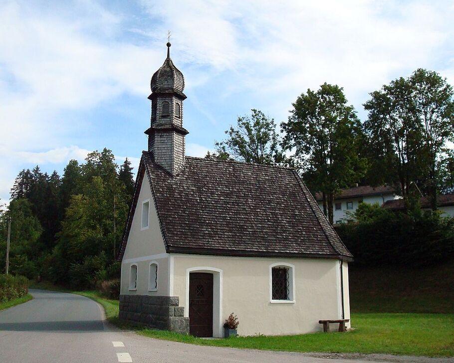 Schlegldorf, Kapelle St. Sebastian.jpg
