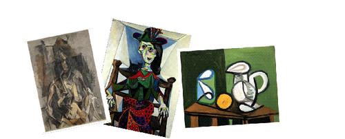 S'inspirer de Picasso