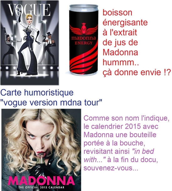 carte humoristique vogue