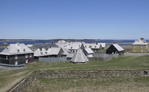 Nova Scotia - Dernière escale à Louisbourg