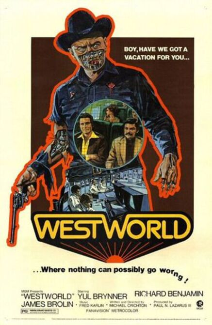 WESTWORLD BOX OFFICE USA 1973