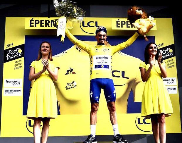 Tour de France 2019: Enfin un francais dès la troisième étape